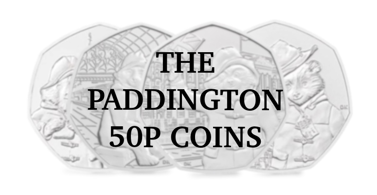 Feature Image, text reads 'the paddington 50 coins'