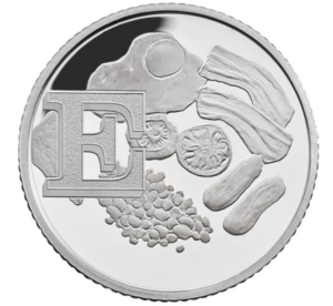 The English Breakfast 10p Coin