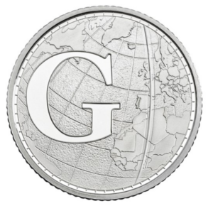 The Greenwich Mean Time 10p Coin