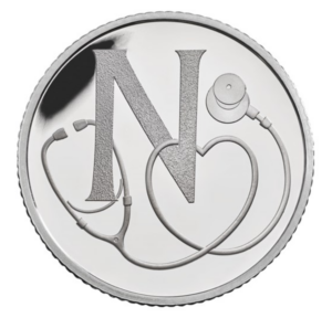 The NHS 10p Coin