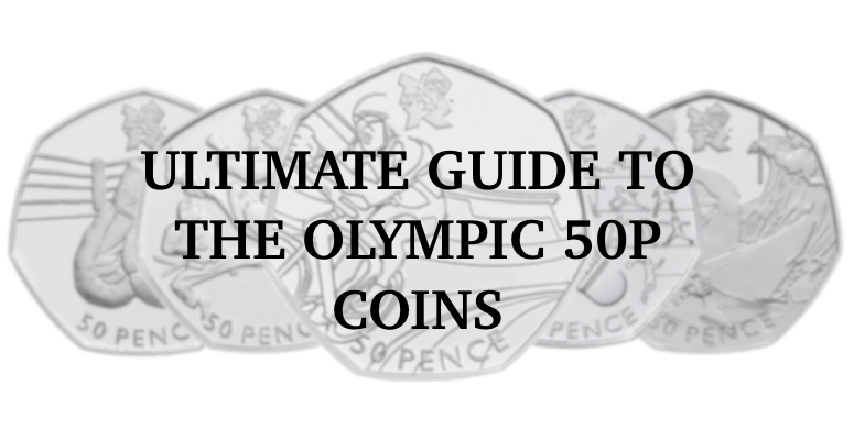 Olympic 50p Coin Guide Banner