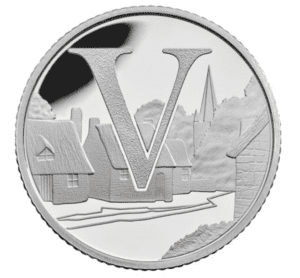 The Villages 10p Coin