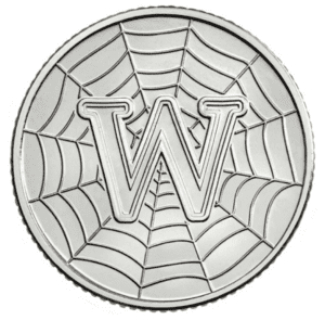 The World Wide Web 10p Coin